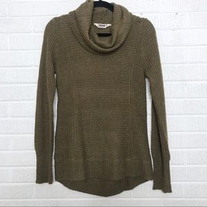 Mountain Khakis Countryside Cowl Neck Sweater Wool